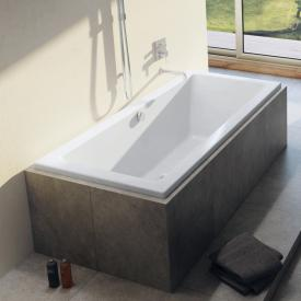Riho Lusso rectangular bath without Whirl system