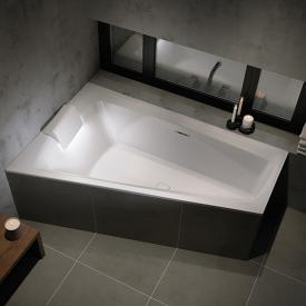 Riho Still Smart compact bath with LED lighting and headrest with filling function