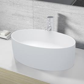 Riho Thin oval washbasin