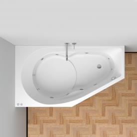Riho Yukon Easypool compact whirlpool with mechanical operation