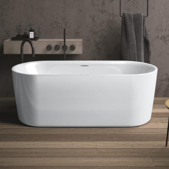 Riho Modesty freestanding oval whirlbath white, without filling function