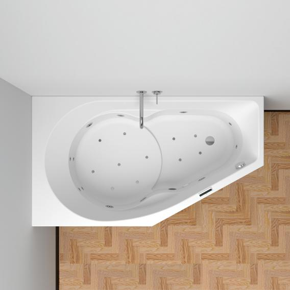 Riho Yukon Easypool compact whirlpool with electronic control
