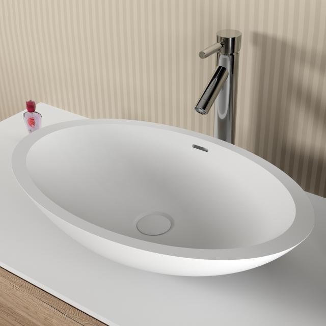 Riho Avella oval countertop washbasin