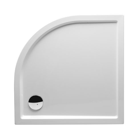 Riho Davos square shower tray with panelling