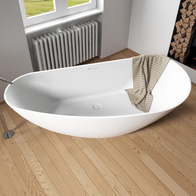 Riho Granada freestanding oval bath