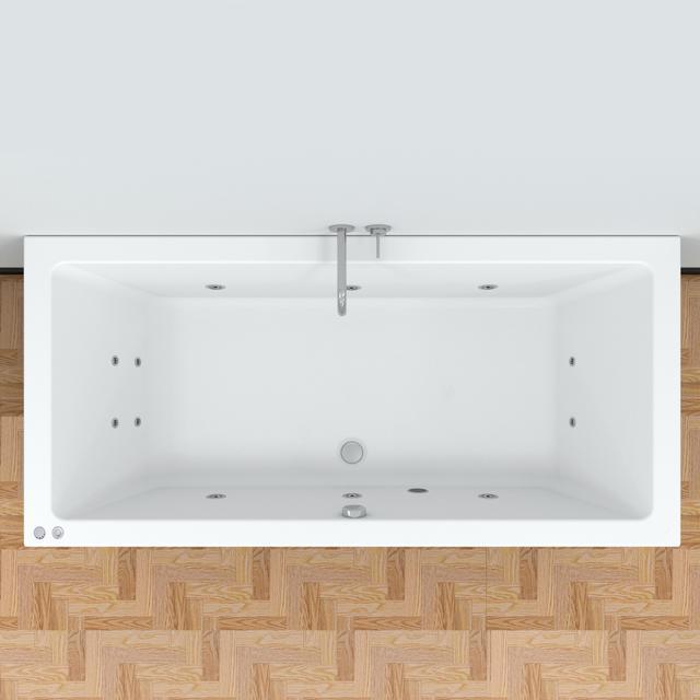 Riho Lusso Easypool rectangular whirlbath with mechanical operation