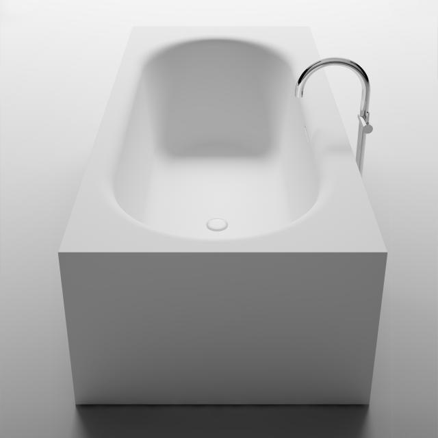 Riho Madrid freestanding rectangular bath