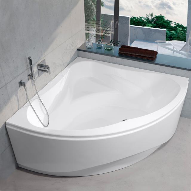 Riho Neo corner bath, built-in