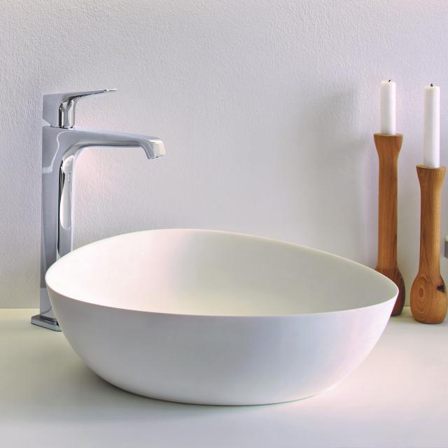 Riho Oviedo asymmetrical countertop washbasin