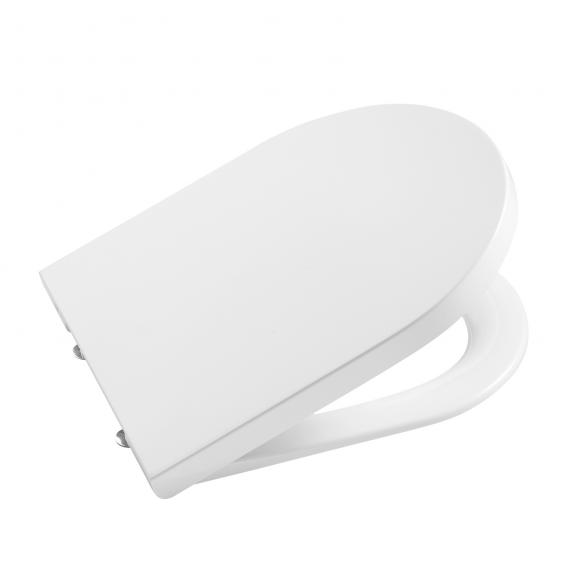 Roca Inspira toilet seat round, removable with SoftClose