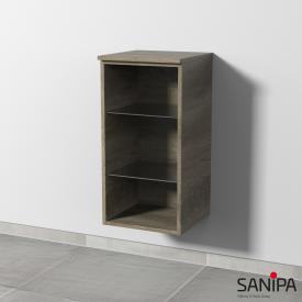 Sanipa 3way rack module nebraska oak