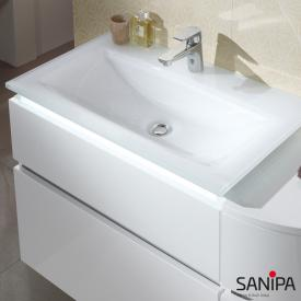 Sanipa CantoBay glass washbasin