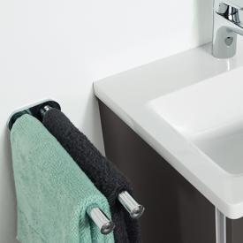 Sanipa Universal double extendable towel rail