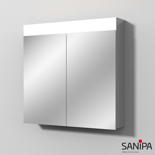 Sanipa Reflection ANDRE mirror cabinet with LED lighting