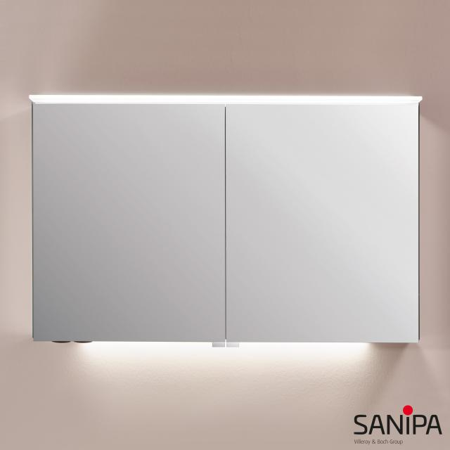 Sanipa Reflection ANNY mirror cabinet with LED lighting