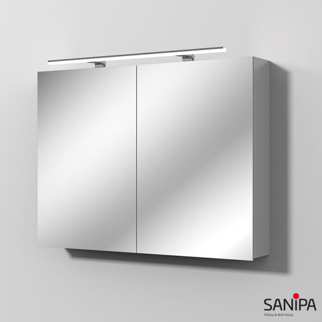 Sanipa Solo One mirror cabinet ALINA with LED lighting