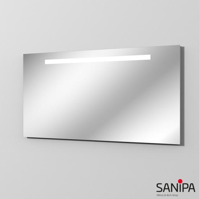 Sanipa Solo One mirror with LED lighting