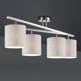 Fischer & Honsel Loft 4 ceiling light with shade