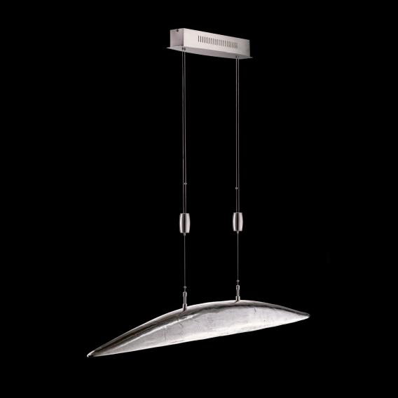 Fischer & Honsel Colmar LED pendant light with CCT and dimmer
