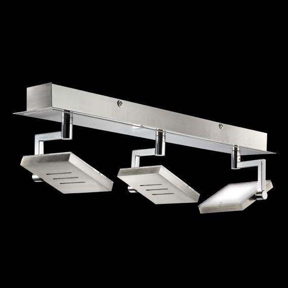 Fischer & Honsel Toulon LED ceiling spotlight 3 heads