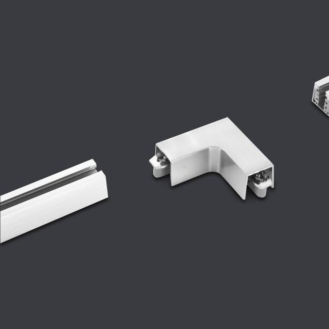 FISCHER & HONSEL corner connector for HV-Track 4 Systems