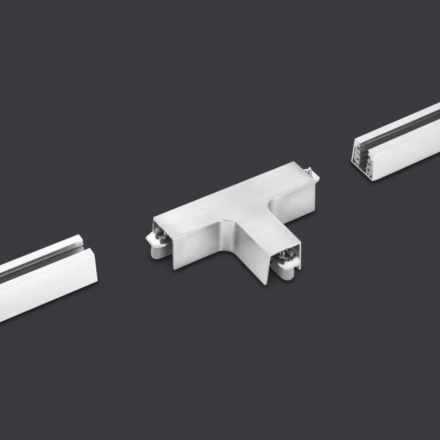FISCHER & HONSEL T-shaped connector for HV-Track 4 Systems