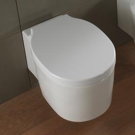 Scarabeo Bucket wall-mounted washdown toilet white
