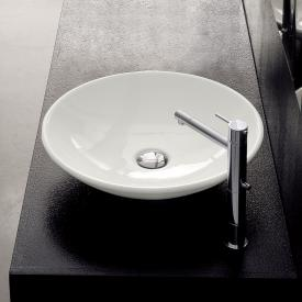 Scarabeo Cup countertop washbasin white