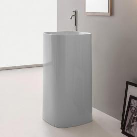Scarabeo Moon floorstanding washbasin white