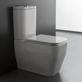 Scarabeo Next monobloc floorstanding close-coupled washdown toilet white