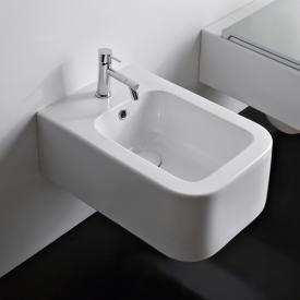 Scarabeo Next wall-mounted bidet white