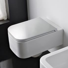 Scarabeo Next wall-mounted washdown toilet white