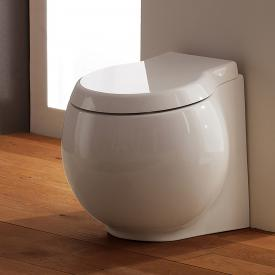 Scarabeo Planet floorstanding washdown toilet white