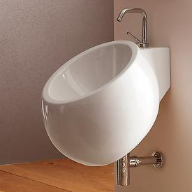 Scarabeo Planet hand washbasin white