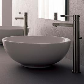 Scarabeo Sfera countertop washbasin white, with BIO system coating