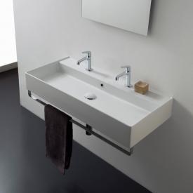 Scarabeo Teorema 2.0 countertop or wall-mounted washbasin white