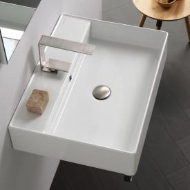 Scarabeo Teorema 2.0 countertop or wall-mounted washbasin white