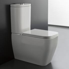 Scarabeo Teorema 2.0 monobloc floorstanding close-coupled washdown toilet white