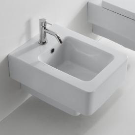 Scarabeo Teorema wall-mounted bidet white