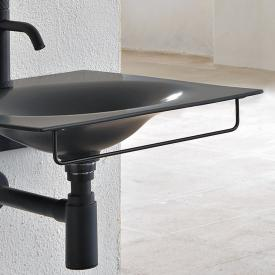 Scarabeo Veil towel rail for 6101/6102 matt black
