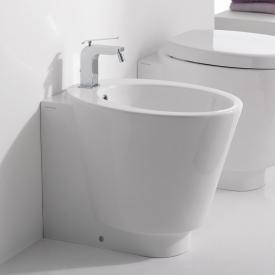 Scarabeo Wish floorstanding bidet white
