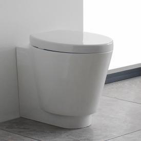 Scarabeo Wish floorstanding washdown toilet white