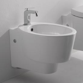 Scarabeo Wish wall-mounted bidet white