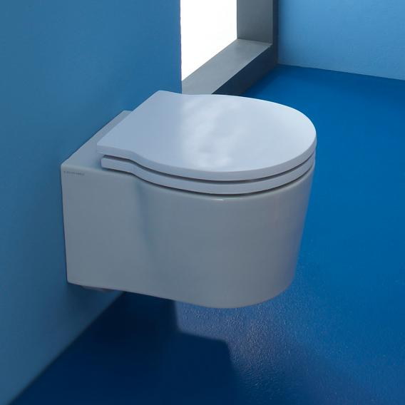Scarabeo Bucket KIDS wall-mounted washdown toilet white
