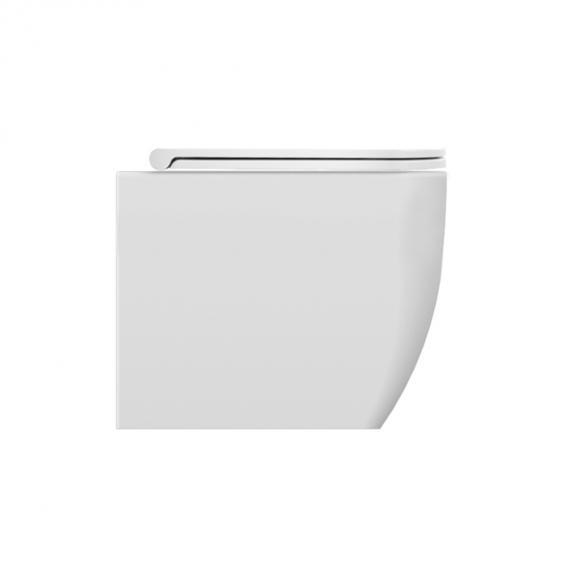 Scarabeo Teorema 2.0 floorstanding washdown toilet black