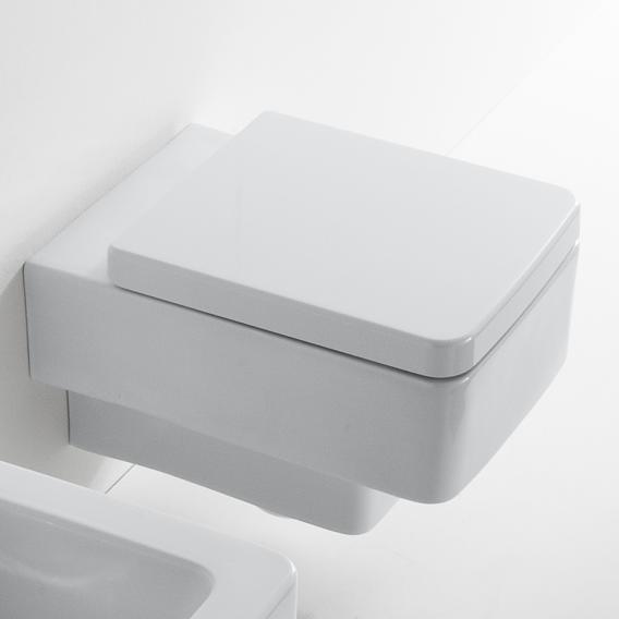 Scarabeo Teorema wall-mounted washdown toilet white