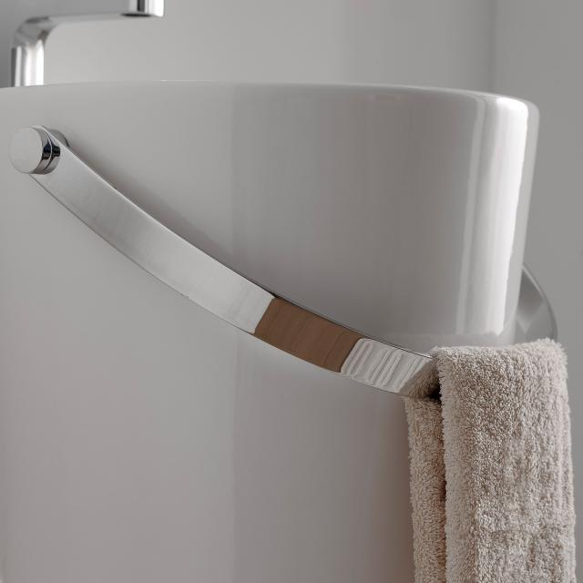 Scarabeo replacement towel rail for Bucket washbasin Ø 30 cm
