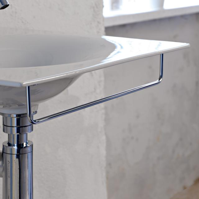Scarabeo Veil replacememt towel rail for 6101/6102 chrome