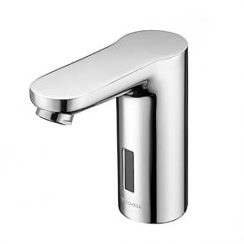 Schell CELIS E electronic basin mixer HD-K, mains operated with concealed power supply