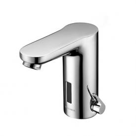 Schell CELIS E electronic basin mixer HD-M, mains operated with plug-in power supply